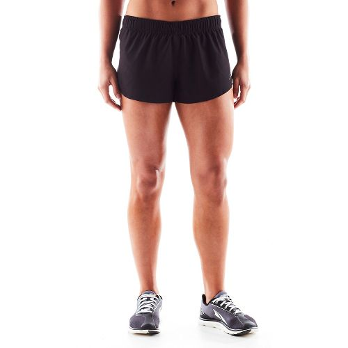 Womens Altra Racer Unlined Shorts - Black S