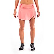Womens Altra Performance Skort Skorts Fitness Skirts - Pink M