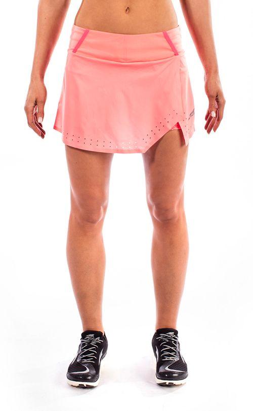 Womens Altra Performance Skort Skorts Fitness Skirts - Pink L