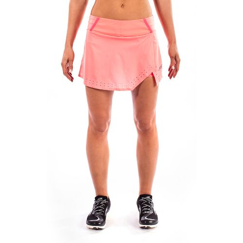Womens Altra Performance Skort Skorts Fitness Skirts - Pink L