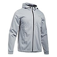 Mens Under Armour Spring Swacket Full Zip Running Jackets