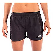 Womens Altra Running Unlined Shorts