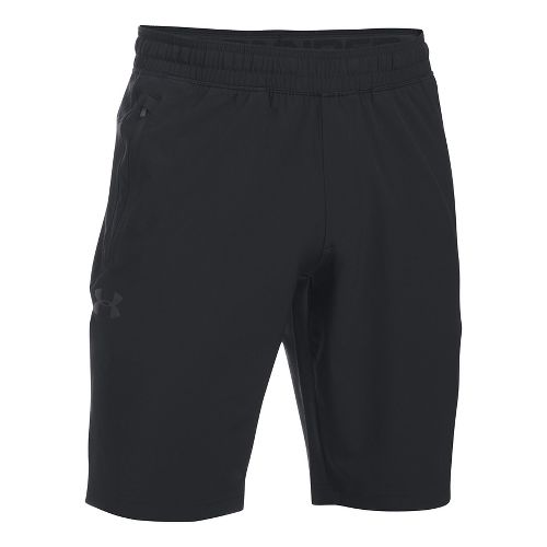 Mens Under Armour Ultimate DIA Unlined Shorts - Black L