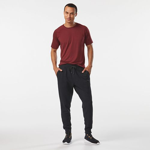Mens R-Gear Kickin' Back Jogger Pants - Black M