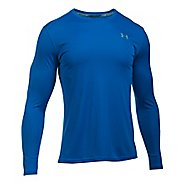 Mens Under Armour Coolswitch Run V2 Long Sleeve Technical Tops