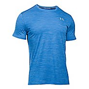 Mens Under Armour CoolSwitch Run V2 Short Sleeve Technical Tops