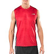 Mens Altra Running Sleeveless & Tank Tops Technical Tops