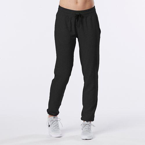 Womens R-Gear Kickin' Back Jogger Pants - Heather Black M