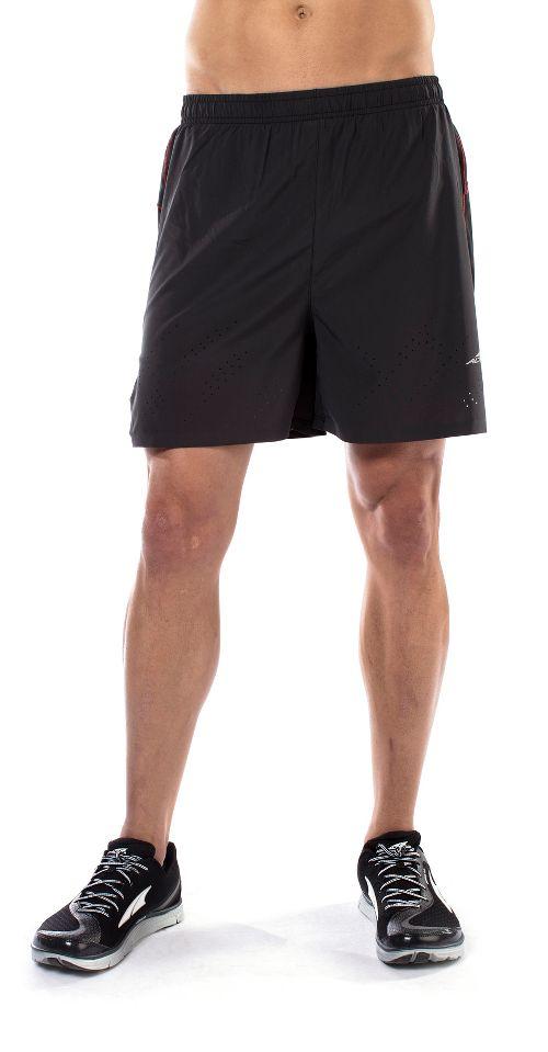 Mens Altra Running Unlined Shorts - Black L