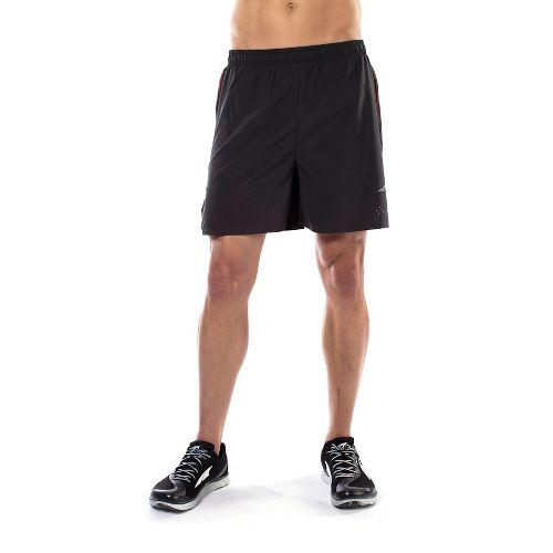 Mens Altra Running Unlined Shorts - Black XL