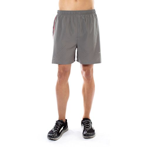Mens Altra Running Unlined Shorts - Grey XL
