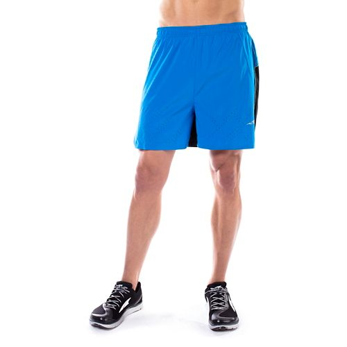 Mens Altra Running Unlined Shorts - Blue L