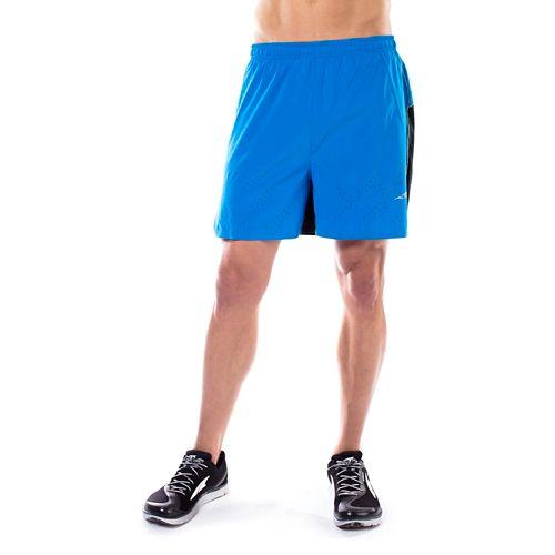 Mens Altra Running Unlined Shorts - Blue M