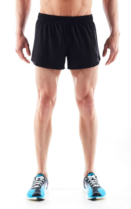 Mens Altra Racer Unlined Shorts - Black M