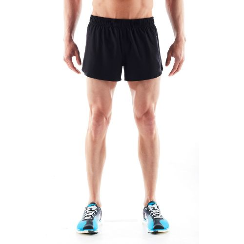 Mens Altra Racer Unlined Shorts - Black XL