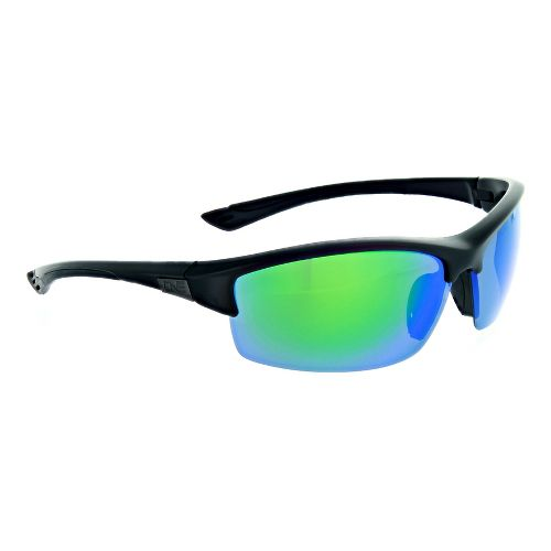 One Mauzer Polarized Sport Sunglasses - Matte Black