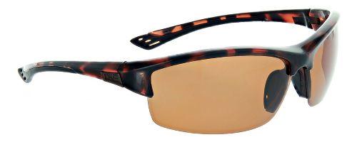 One Mauzer Polarized Sport Sunglasses - Shiny Dark Demi