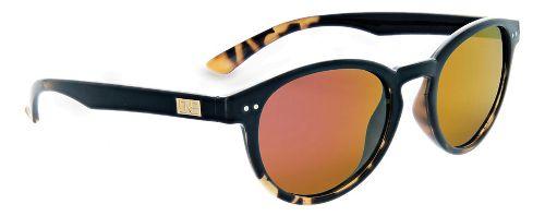 One Oscar Derento Polarized Sunglasses - Black/Demi Fade