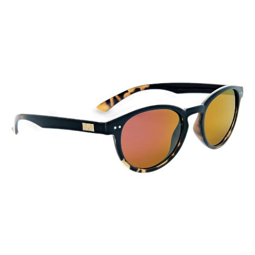 One Oscar Derento Polarized Sunglasses - Black/Demi Fade