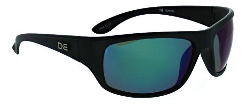 One Overboard Polarized Sport Sunglasses - Matte Black