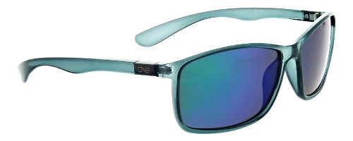 One Riverwalk Polarized Sport Sunglasses - Shiny Crystal Grey