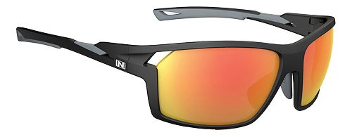 Optic Nerve Primer Sunglasses - Matte Black/Grey