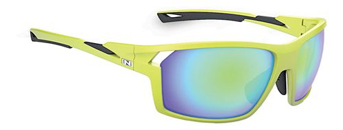 Optic Nerve Primer Sunglasses - Aluminum Green/Black