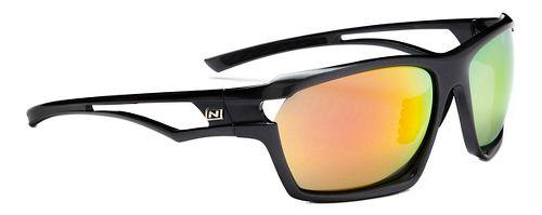 Optic Nerve Variant Sunglasses - Shiny Carbon