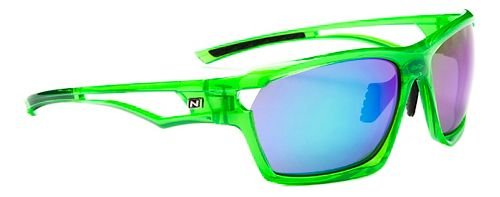 Optic Nerve Variant Sunglasses - Crystal Green