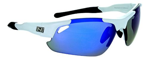 Optic Nerve Neurotoxin 3.0 Sunglasses - Shiny White/Black