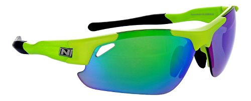 Optic Nerve Neurotoxin 3.0 Sunglasses - Shiny Green/Black
