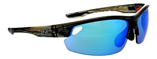 Optic Nerve Desoto Flip Off Sunglasses - Driftwood Ocean