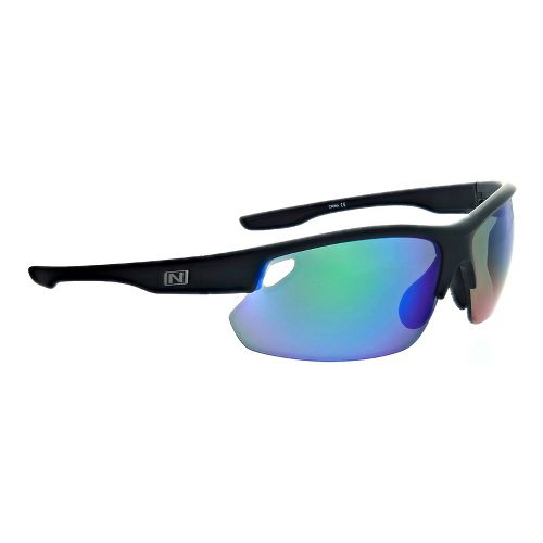 Optic Nerve Desoto Plus Flip Off Sunglasses - Matte Black