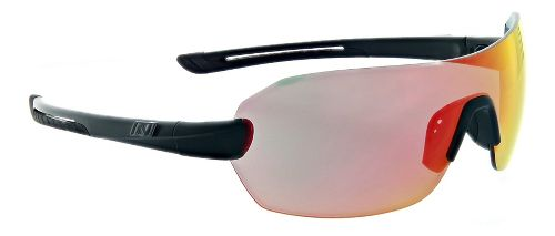 Optic Nerve Overcast Flip Off Sunglasses - Matte Black