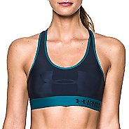 Womens Under Armour Mid Graphic Sports Bras