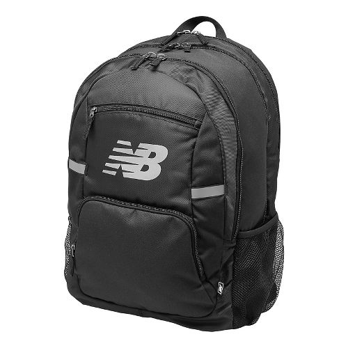 New Balance Accelerator Backpack Bags - Black OS