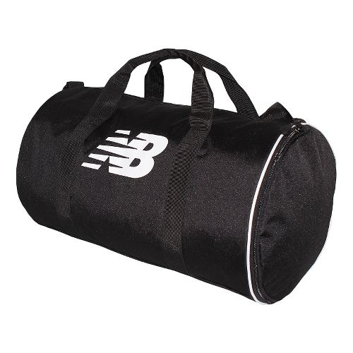 New Balance Barrel Duffel Bags - Black OS