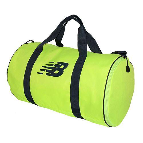 New Balance Barrel Duffel Bags - Toxic OS