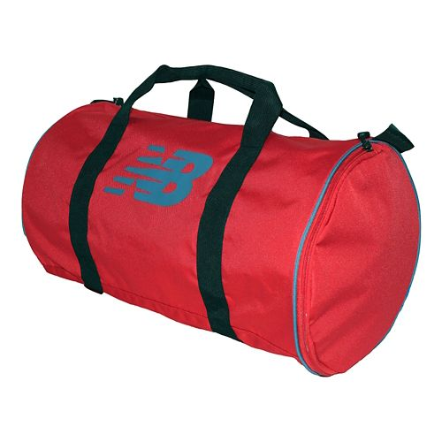 New Balance Barrel Duffel Bags - Chrome Red OS
