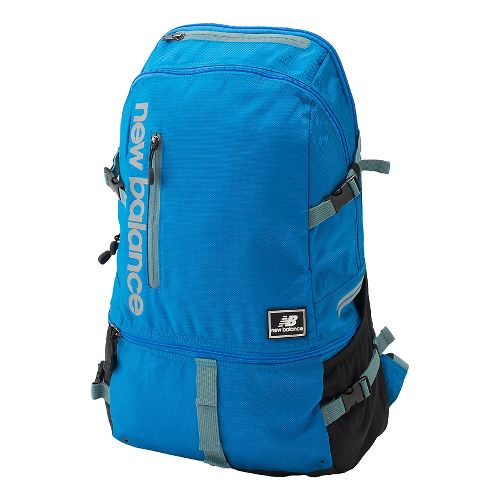 New Balance Commuter Backpack V2 Bags - Electric Blue OS