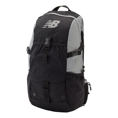 New Balance Endurance Backpack II Bags - Black OS