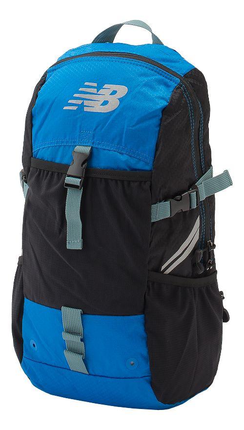 New Balance Endurance Backpack II Bags - Electric Blue OS