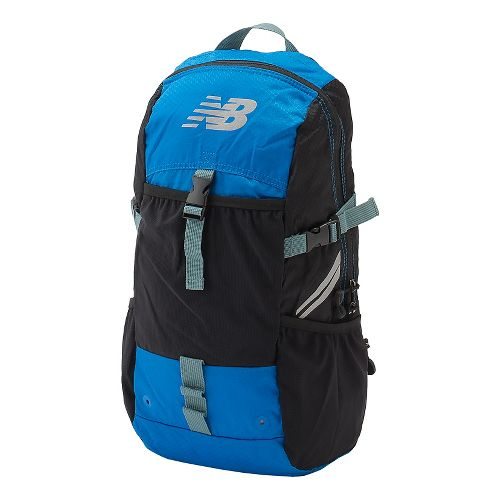 New Balance Endurance Backpack II Bags - Electric Blue OS