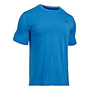 Mens Under Armour Threadborne 3C Twist Short Sleeve Technical Tops