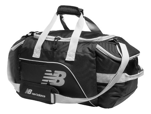 New Balance Performance Duffel Bags - Black OS