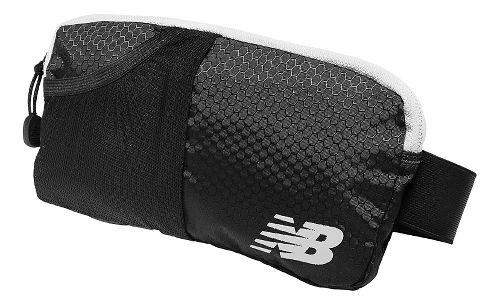 New Balance Performance Waistpack Bags - Black OS