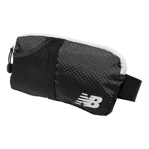 New Balance Performance Waistpack Bags - Black OS