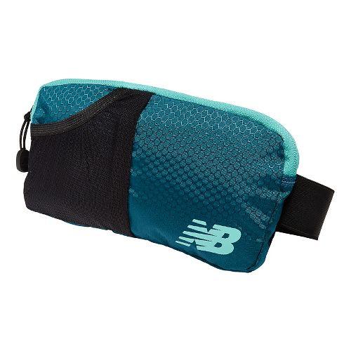 New Balance Performance Waistpack Bags - Electric Blue OS