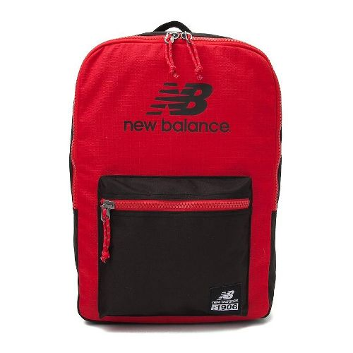 New Balance Rider Backpack Bags - Black/White OS