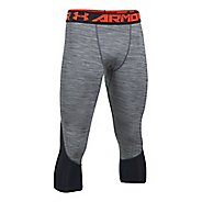 Mens Under Armour HeatGear Coolswtich Twist 3/4 Tights & Leggings Pants
